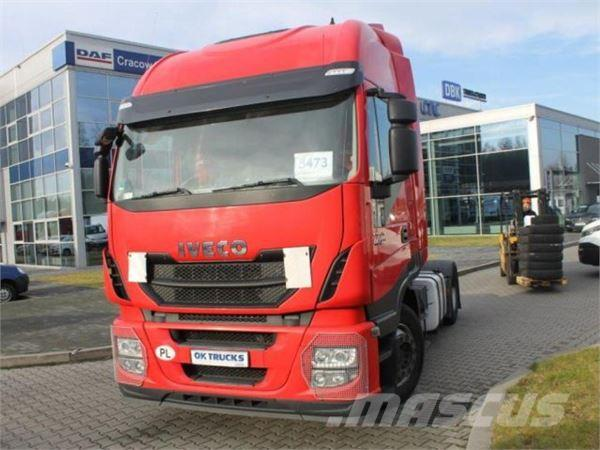 Iveco Stralis AS440S46TP