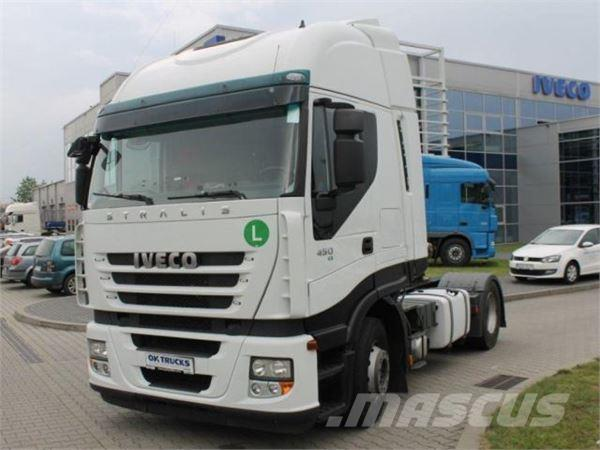 Iveco Stralis AS440S45TP (Euro5)