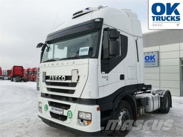 Iveco Stralis AS440S45TP (Euro5 Klima Luftfed.)