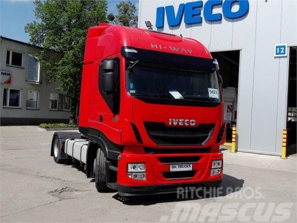 Iveco Stralis AS440S46TFPLT
