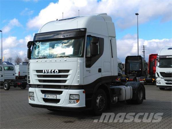 Iveco Stralis AS440S45TP