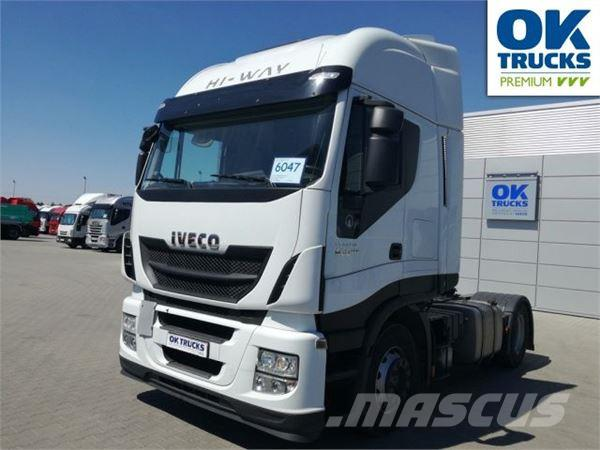 Iveco Stralis AS440S46TP, 2013, Dragbilar