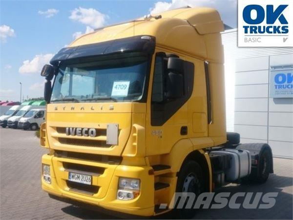 Iveco Stralis AT440S45TP