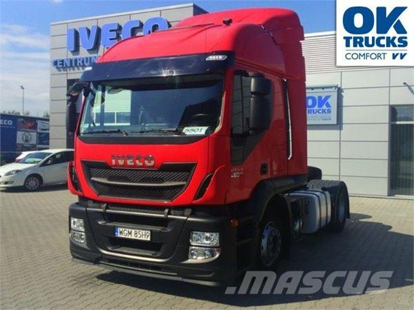 Iveco Stralis AT440S46TP, 2013, Dragbilar