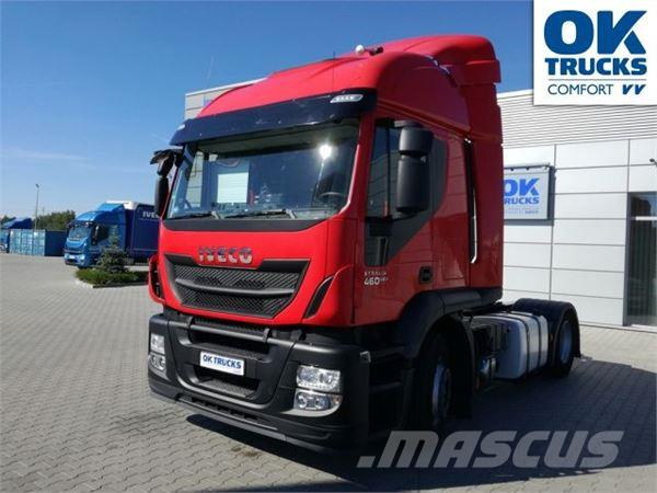 Iveco Stralis AT440S46TP