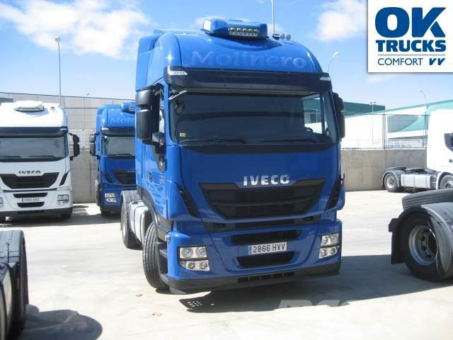 Iveco AS440S46T/P HW Intarder Klima