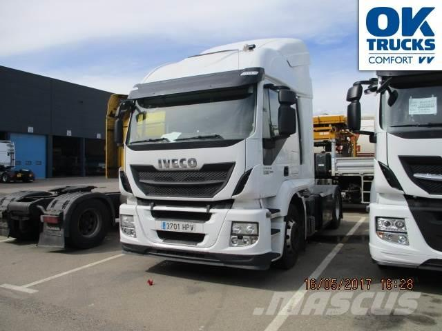 Iveco AT440S33 GNC+NL Intarder Klima
