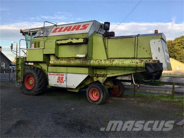 CLAAS Dom 98S