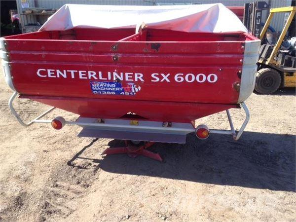 Lely Centre Liner SX6000