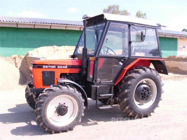 zetor 5245 preis gebrauchte traktoren gebraucht kaufen und verkaufen bei mascus. Black Bedroom Furniture Sets. Home Design Ideas
