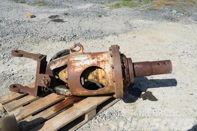 ABI ABI EBG 2250 Bagger Bohrgetriebe Bohrglocke