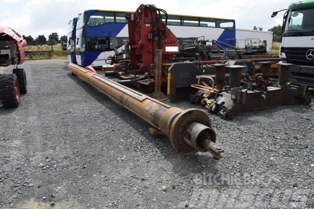 Bauer Delmag Kellystange /Kellybar 4/42meter