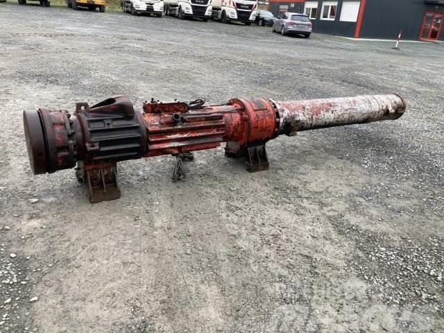 Delmag DELMAG D 12 / Dieselbär / Diesel Hammer
