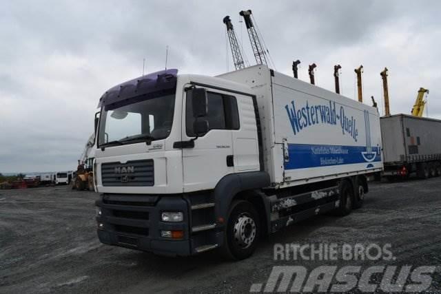 MAN TGA 26.350 D 20 /Orten / Schalter / TüV 11-2019
