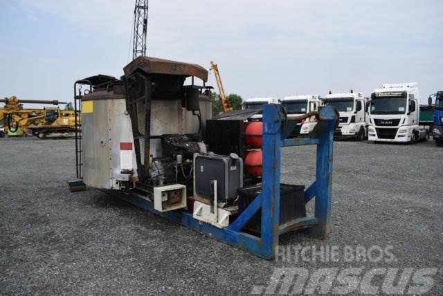 [Other] Abroller/Asphalt kocher Linhoff/Teer/Gussasphalt