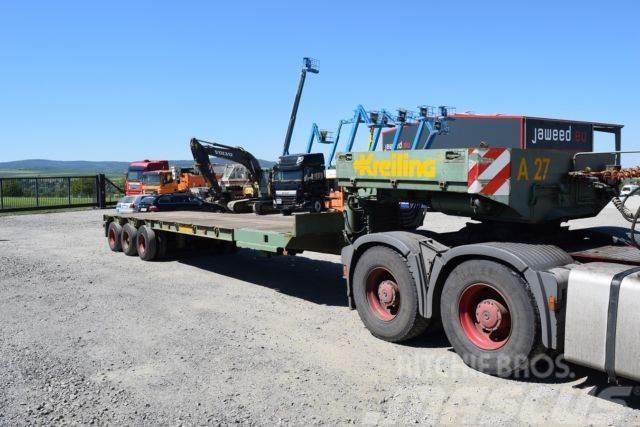 SCHEUERLE SPGV3434 ABF / Ausziehbar um 6 m
