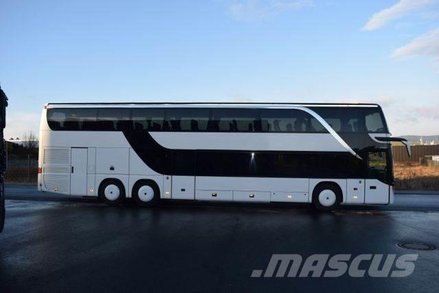 SETRA S 431 DT / 82 SS / Orig. 615 tkm/ TOP ZUSTAND