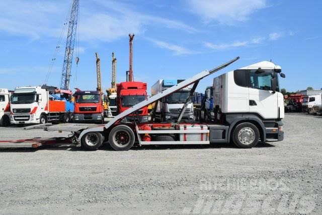 Scania R 480 / LKW Transporter Truck+Trailer ZUG Euro 5