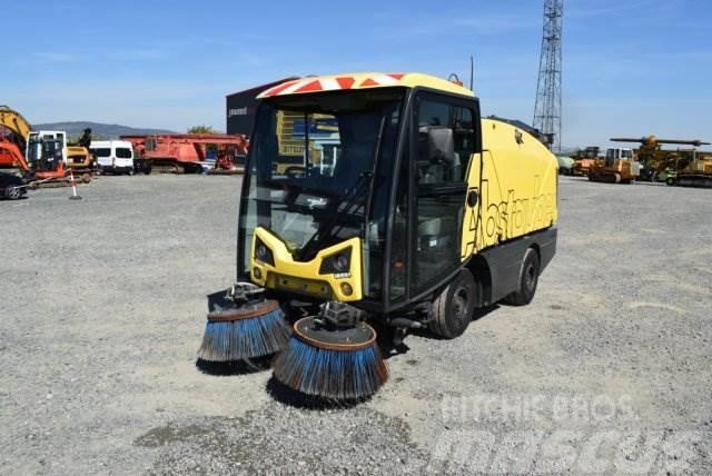 Schmidt Johnston CN 200 Sweeper SWINGO CITYCAT Swepper