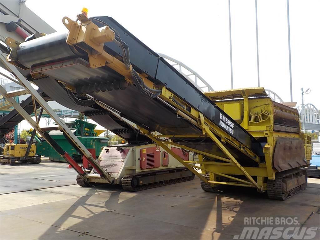 Komatsu BM595F-1