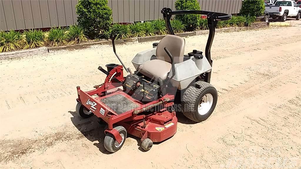 Used Exmark LCT4418KC LAZER Z zero turn mowers on auction