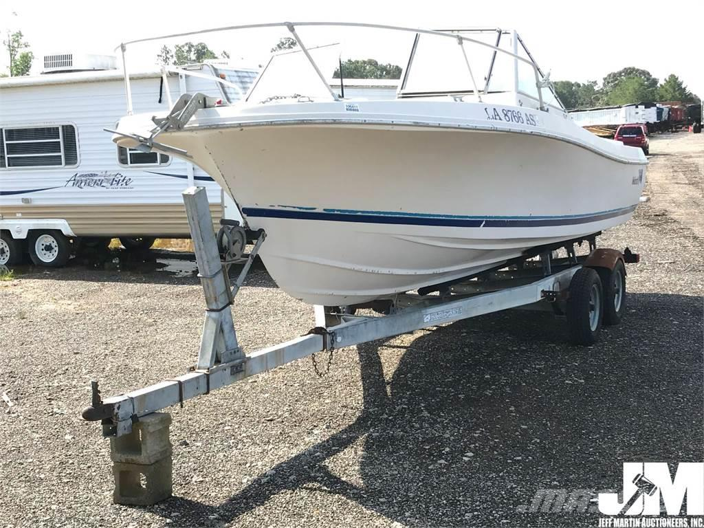 Purchase used WELLCRAFT BOAT work boats/barges via auction