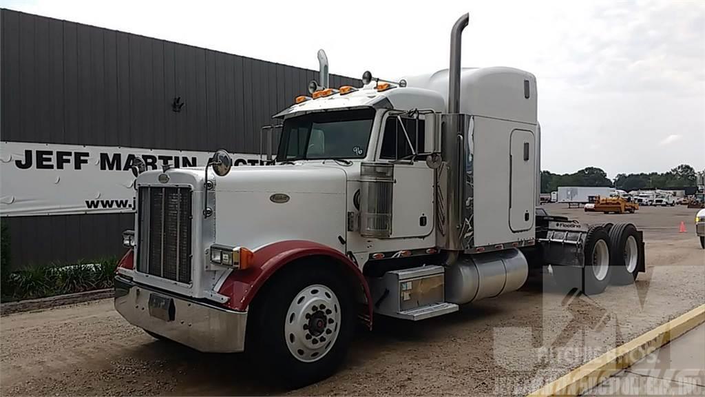 Purchase Peterbilt 379 tractor Units, Bid & Buy on Auction - Mascus USA