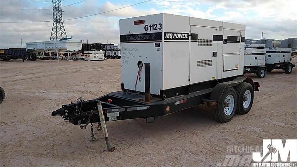 Whisperwatt DCA-150SSJU3