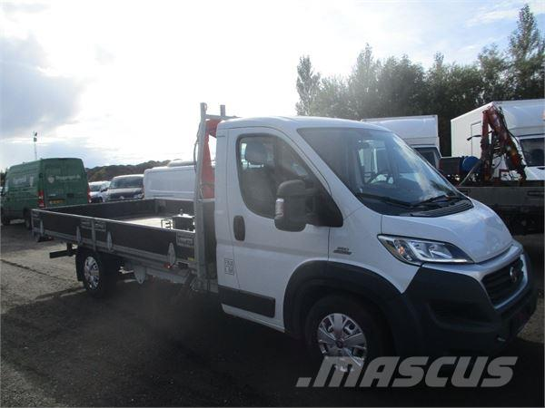 used fiat ducato 35 maxi flatbed dropside year 2014. Black Bedroom Furniture Sets. Home Design Ideas