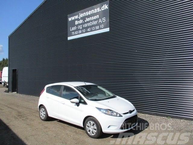 Ford Fiesta  Van Panel
