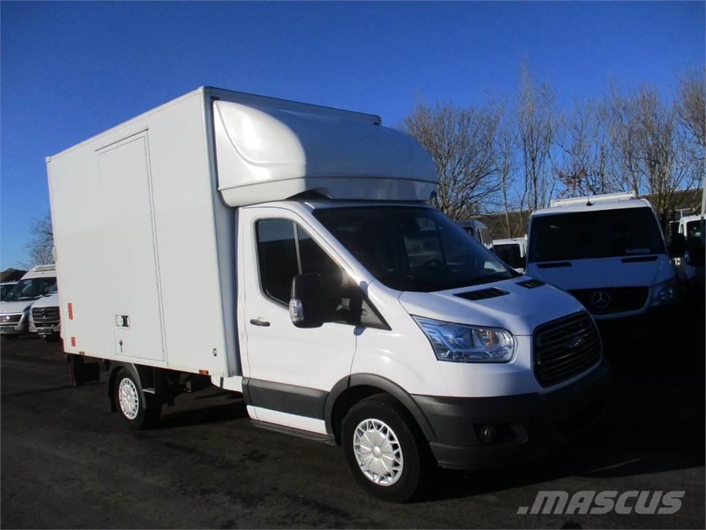 Ford Transit 350 L2 Chassis