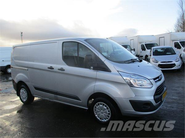 used ford transit custom 270s box body year 2013 price 18 134 for sale mascus usa. Black Bedroom Furniture Sets. Home Design Ideas