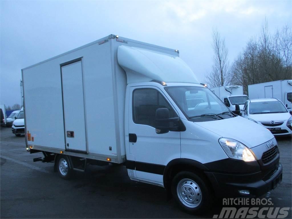 iveco daily kastenwagen gebraucht kaufen und verkaufen bei 1f816629. Black Bedroom Furniture Sets. Home Design Ideas