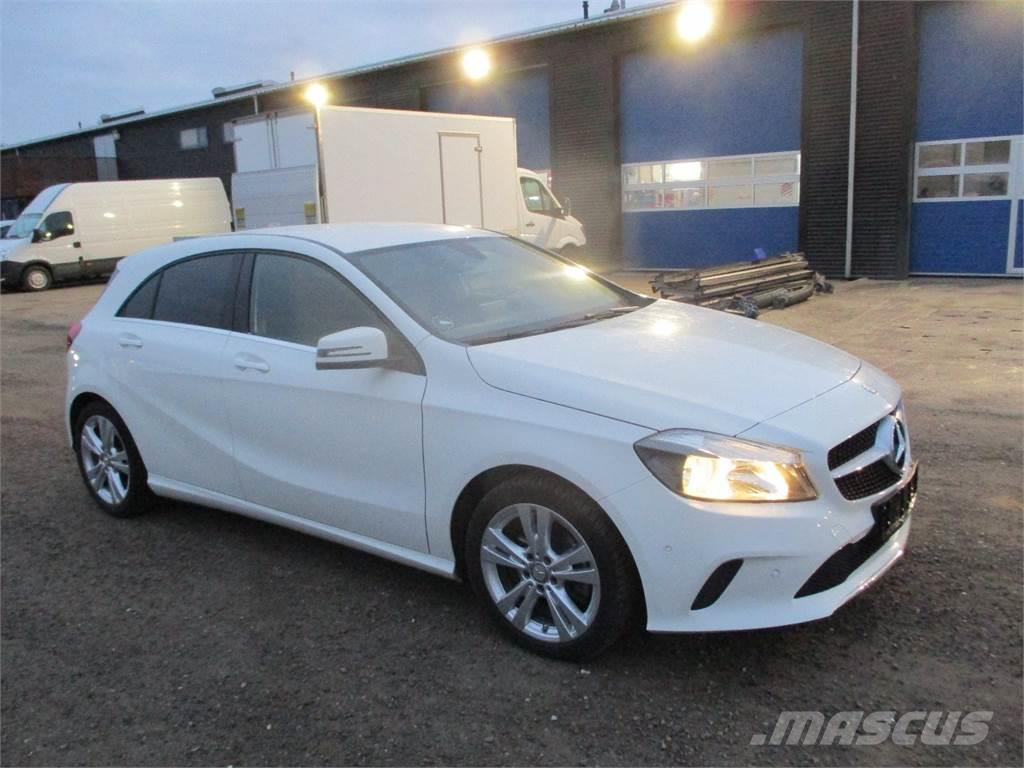Mercedes benz a200 d til salg pris kr rgang for Mercedes benz a200