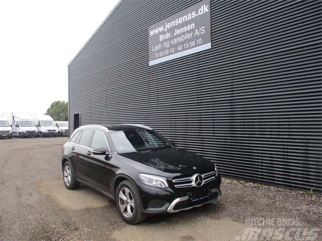 Mercedes-Benz GLC350 d