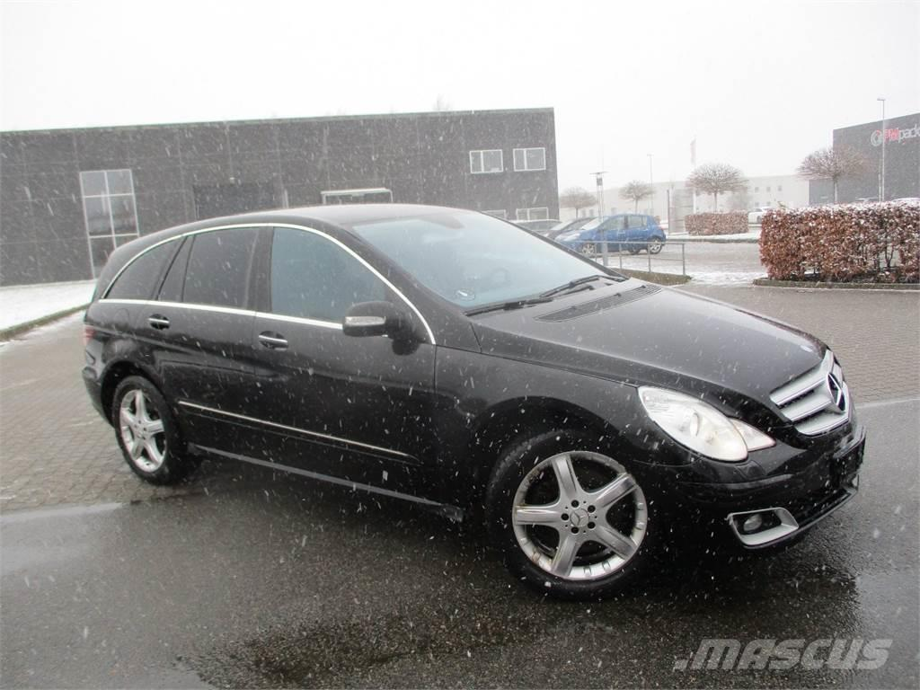Used mercedes benz r320 cars year 2007 price 20 792 for for Mercedes benz ua