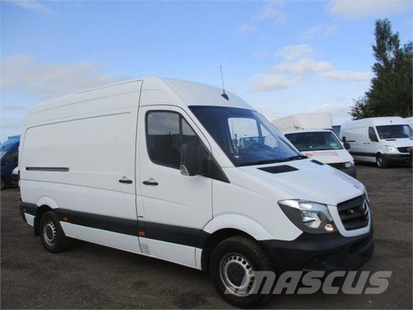 Mercedes benz sprinter 313 bouwjaar 2014 prijs 24 for Mercedes benz sprinter 313