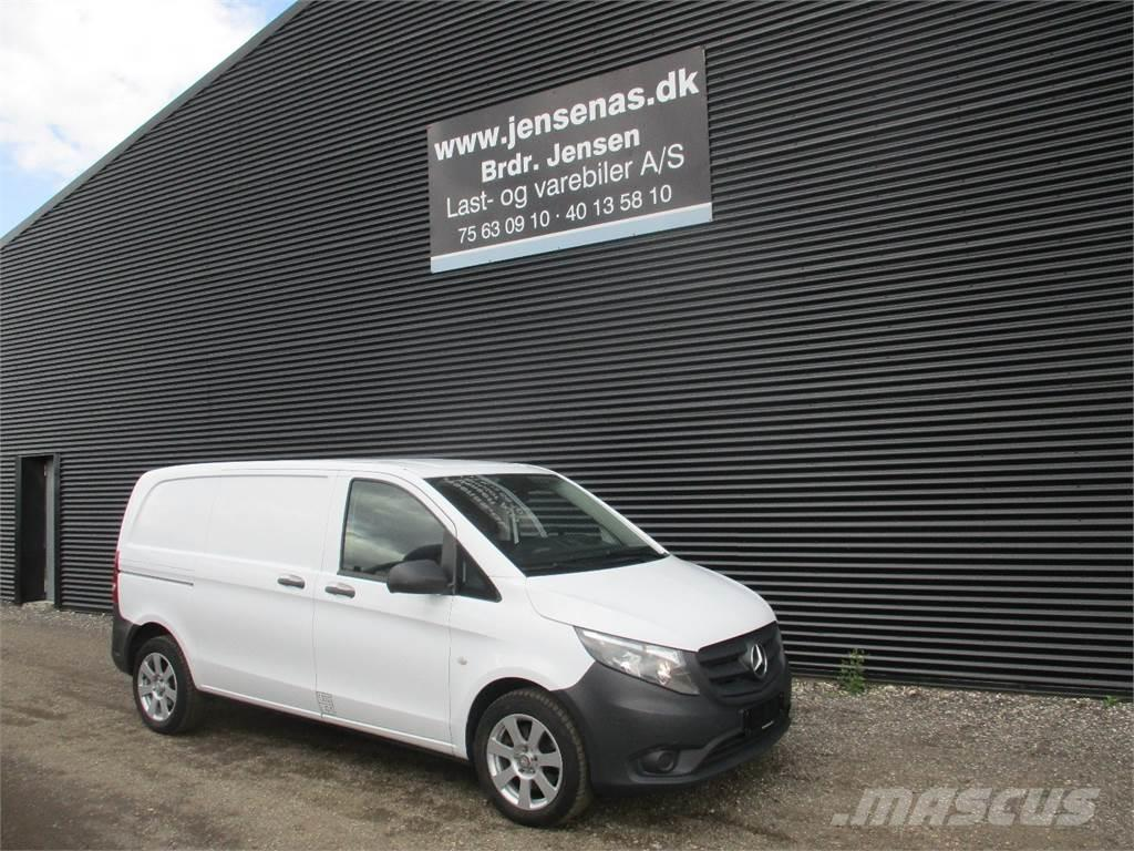 9bf2bfc162 Used Mercedes-Benz Vito 119 panel vans Year  2015 Price   28