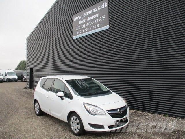 Opel Meriva Cars Price 7159 Year Of Manufacture 2014