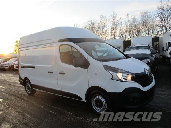used renault trafic t29 box body year 2017 price 22 906 for sale mascus usa. Black Bedroom Furniture Sets. Home Design Ideas