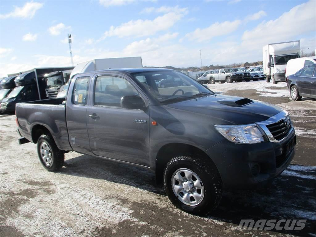used toyota hilux pickup trucks year 2013 price 20 309 for sale mascus usa. Black Bedroom Furniture Sets. Home Design Ideas
