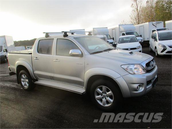used toyota hilux pickup trucks year 2011 price 27 276 for sale mascus usa. Black Bedroom Furniture Sets. Home Design Ideas