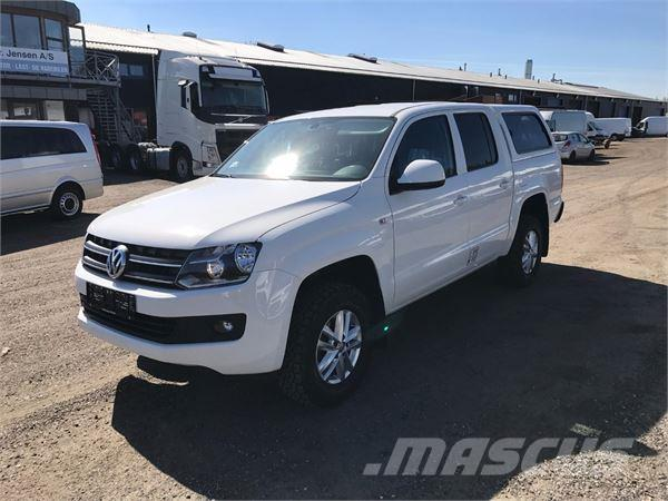 volkswagen amarok occasion prix 36 923 ann e d 39 immatriculation 2016 utilitaire benne. Black Bedroom Furniture Sets. Home Design Ideas