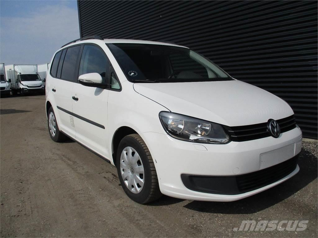 used volkswagen touran cars year 2012 price 12 569 for sale mascus usa. Black Bedroom Furniture Sets. Home Design Ideas