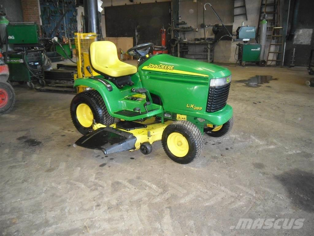 John Deere Lx289 For Sale Best Deer Photos Does Anyone Have A Mowing Belt Diagram Lx 289 M 48 Klipper Pact Tractors 3 798