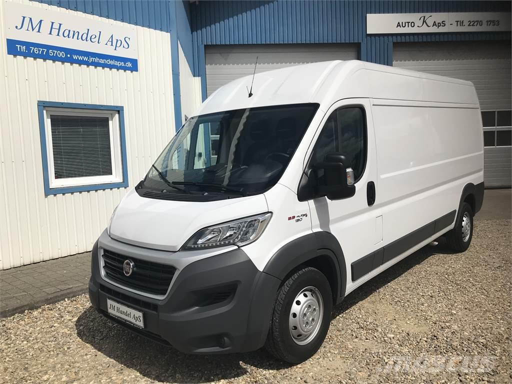 used fiat ducato maxi 130 mjt h2l3 box body year 2018. Black Bedroom Furniture Sets. Home Design Ideas