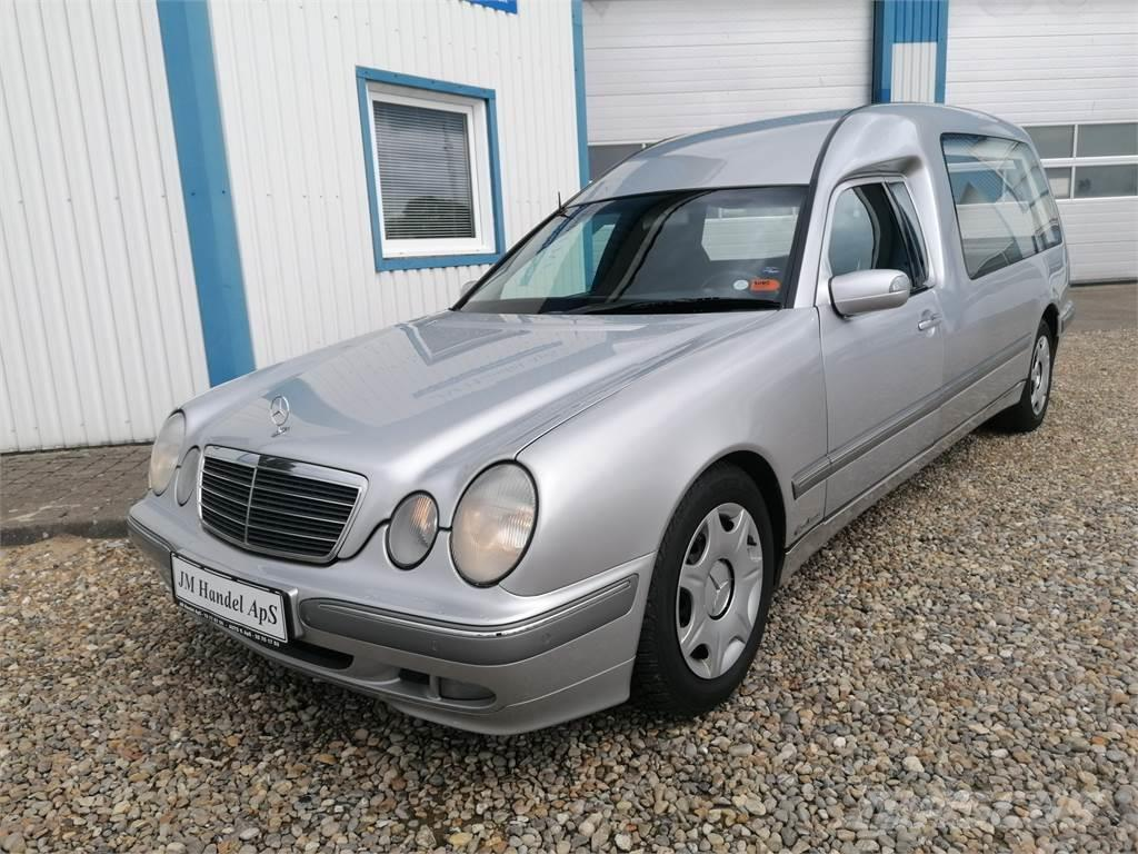 Mercedes-Benz E220CDI Elegance