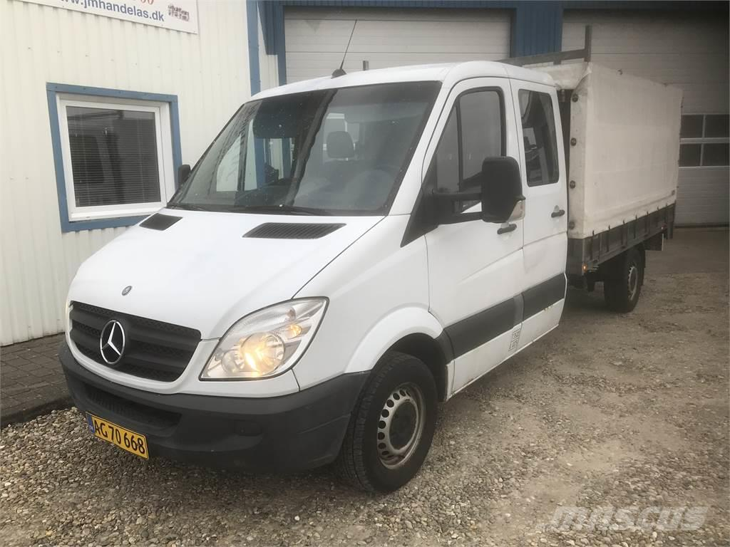 Used mercedes benz sprinter 315 cdi pickup trucks year for Mercedes benz inspection cost