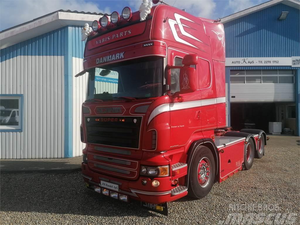 Scania R620 Topliner