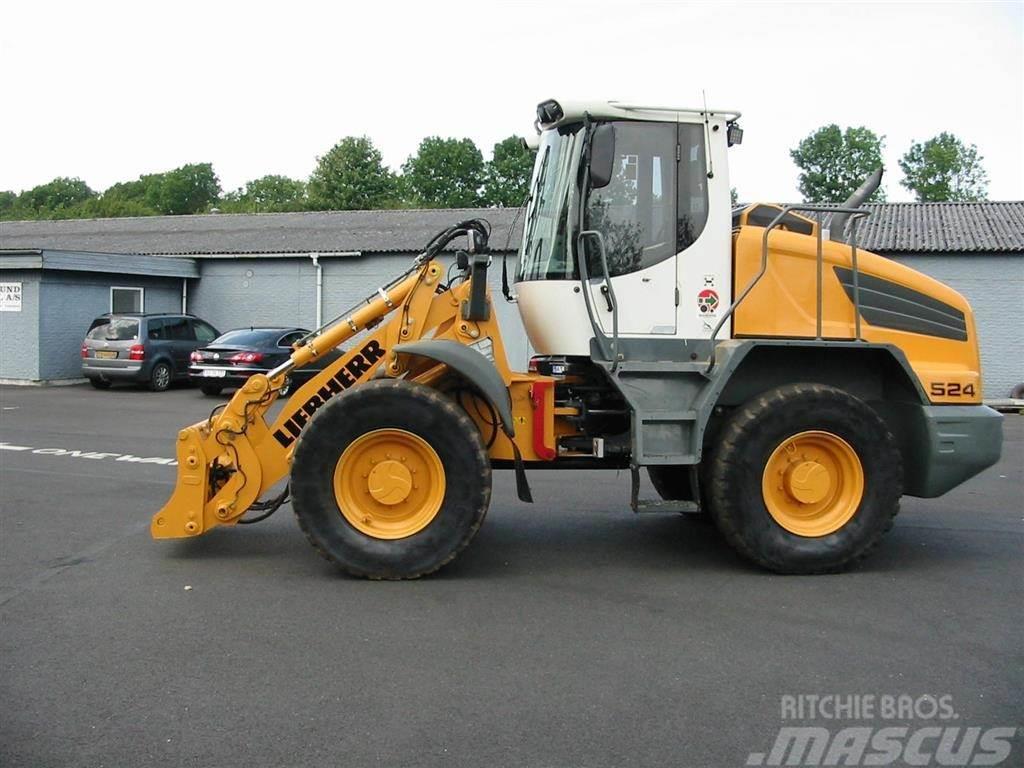 Liebherr L524 P